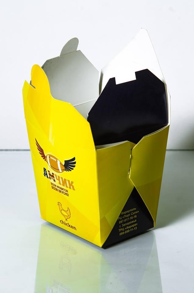 Упаковка для китайської їжі